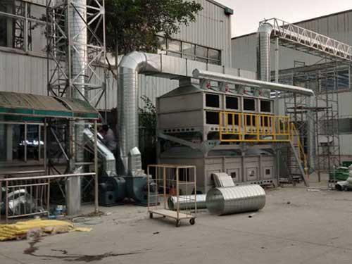 催化燃烧RCO废气处理设备
